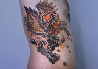 cote_avion 2 - Kromatique Tattoo