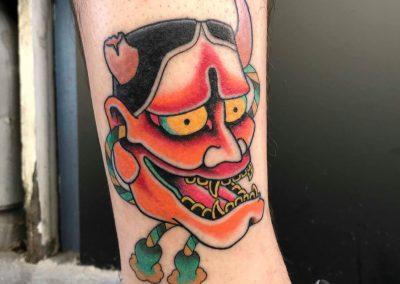 ADRI3 - kornog tattoo