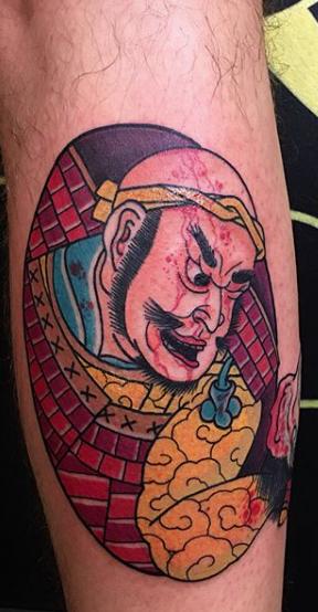 Dougy_1 - L'épicerie Tattoo