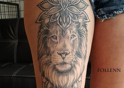 lion cica - Follenn V.Boulanger