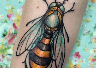 Zuk Tattooing